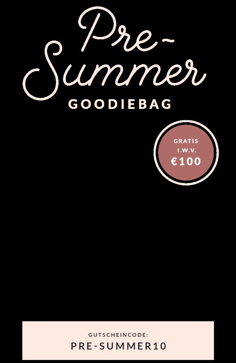 Gratis Goodiebag t.w.v. €100