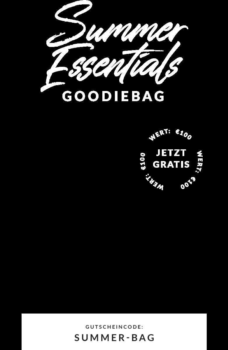 Gratis Goodiebag i.W.v. €100