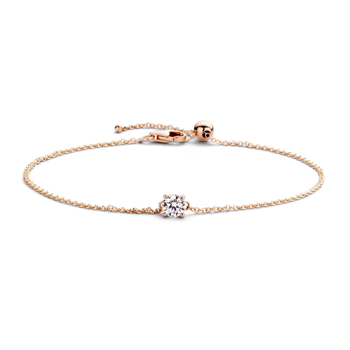 Afbeelding van Blush 14 Karaat Gouden Armband 2166RZI (Lengte: 18.00 cm)