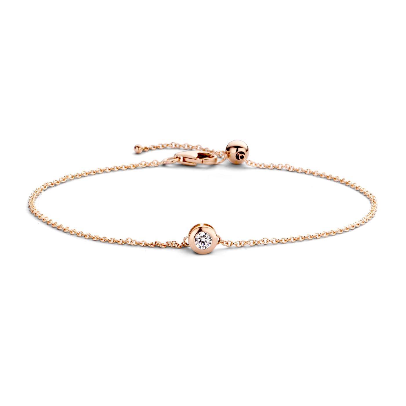 Afbeelding van Blush 14 Karaat Gouden Armband 2167RZI (Lengte: 18.00 cm)