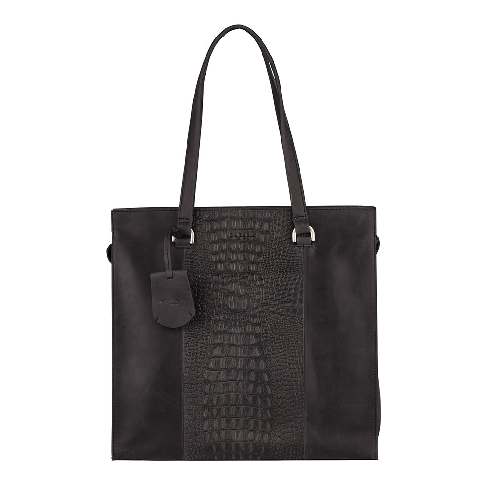 Afbeelding van Burkely About Ally Black Shopper 541129.10