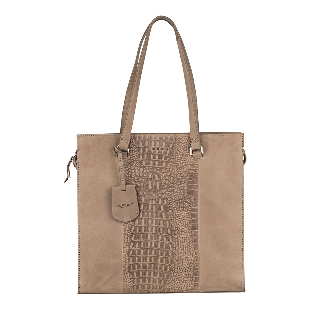 Afbeelding van Burkely About Ally Grey Shopper 541129.17