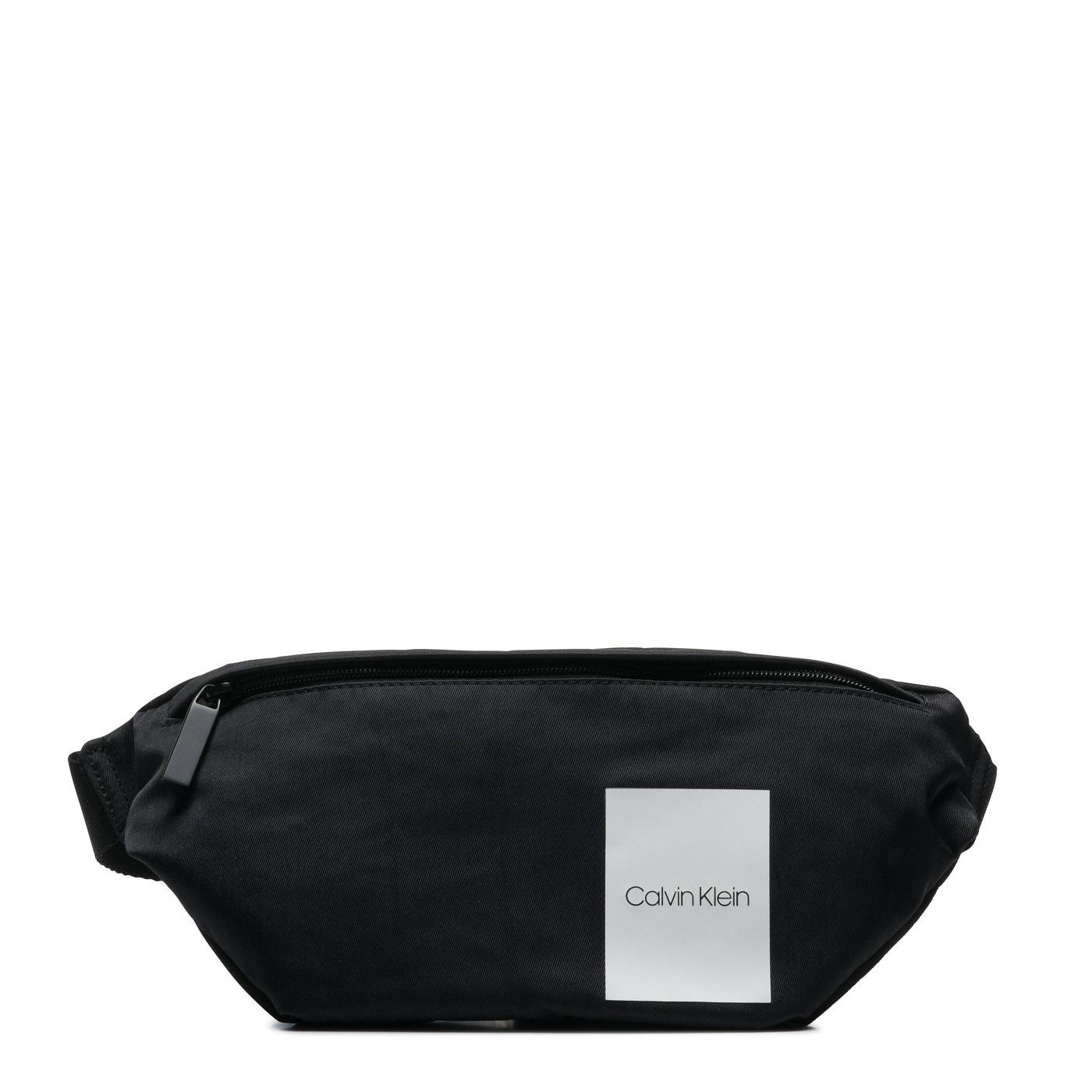 Afbeelding van Calvin Klein Item Story Black Heuptas K50K504376001