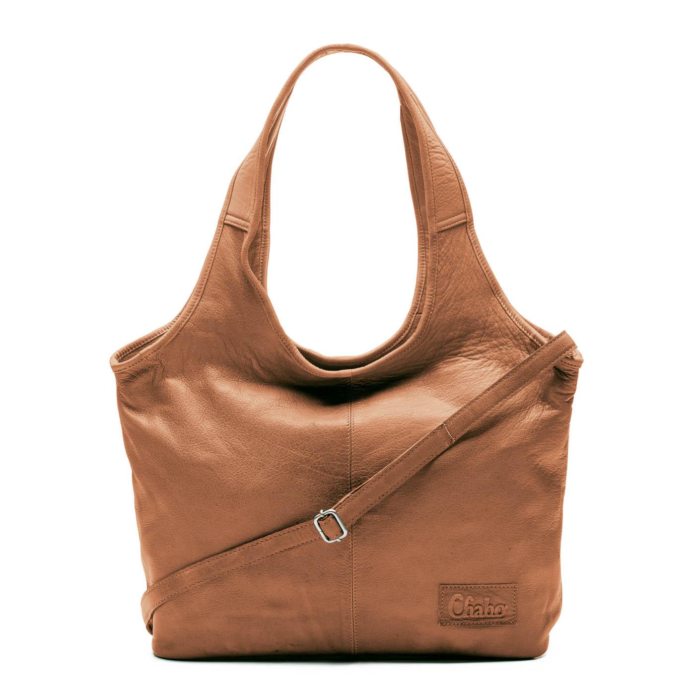 Afbeelding van Chabo Bags Beauty Camel Shopper 8719274534044