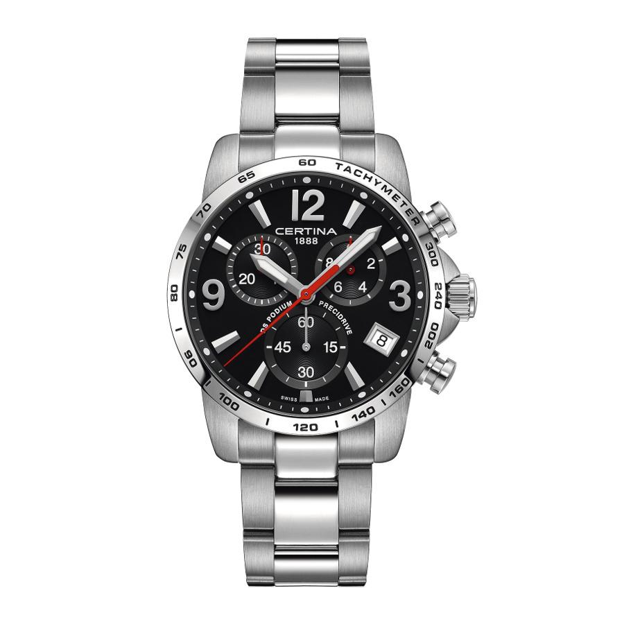 Afbeelding van Certina Sport Podium Chronograaf horloge C034.417.11.057.00