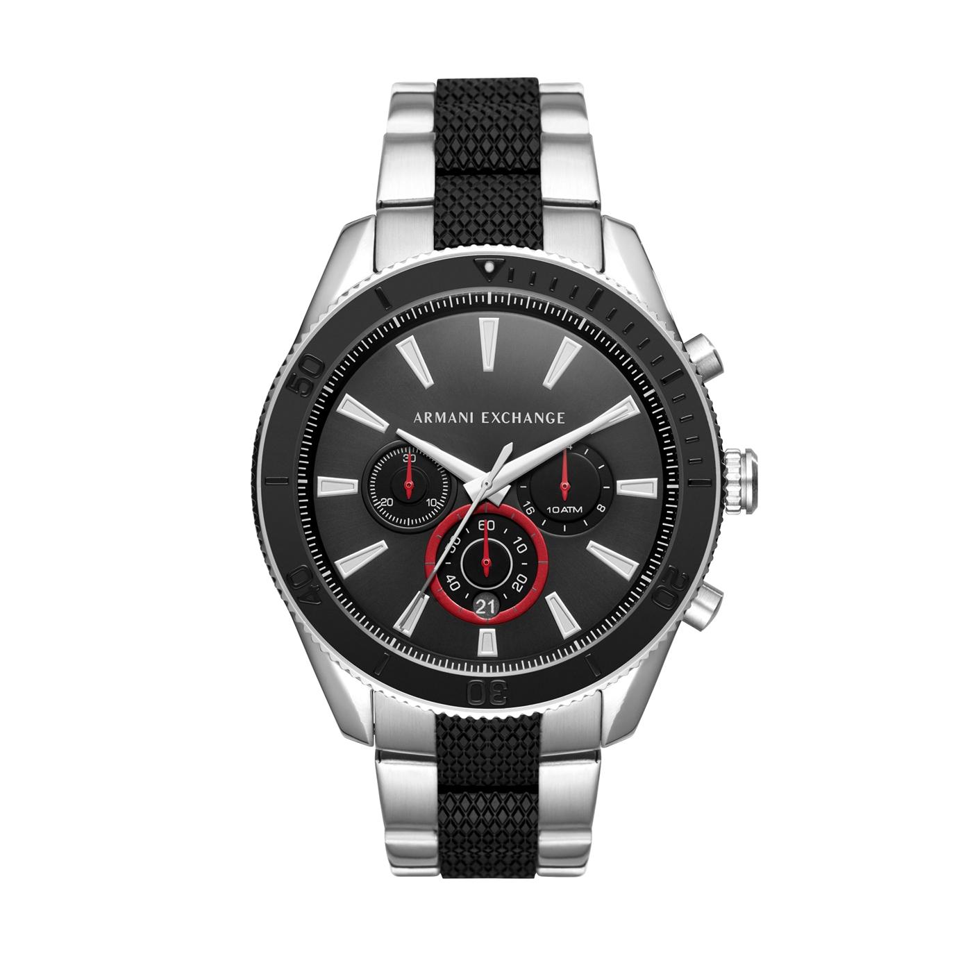 Afbeelding van Armani Exchange Enzo horloge AX1813