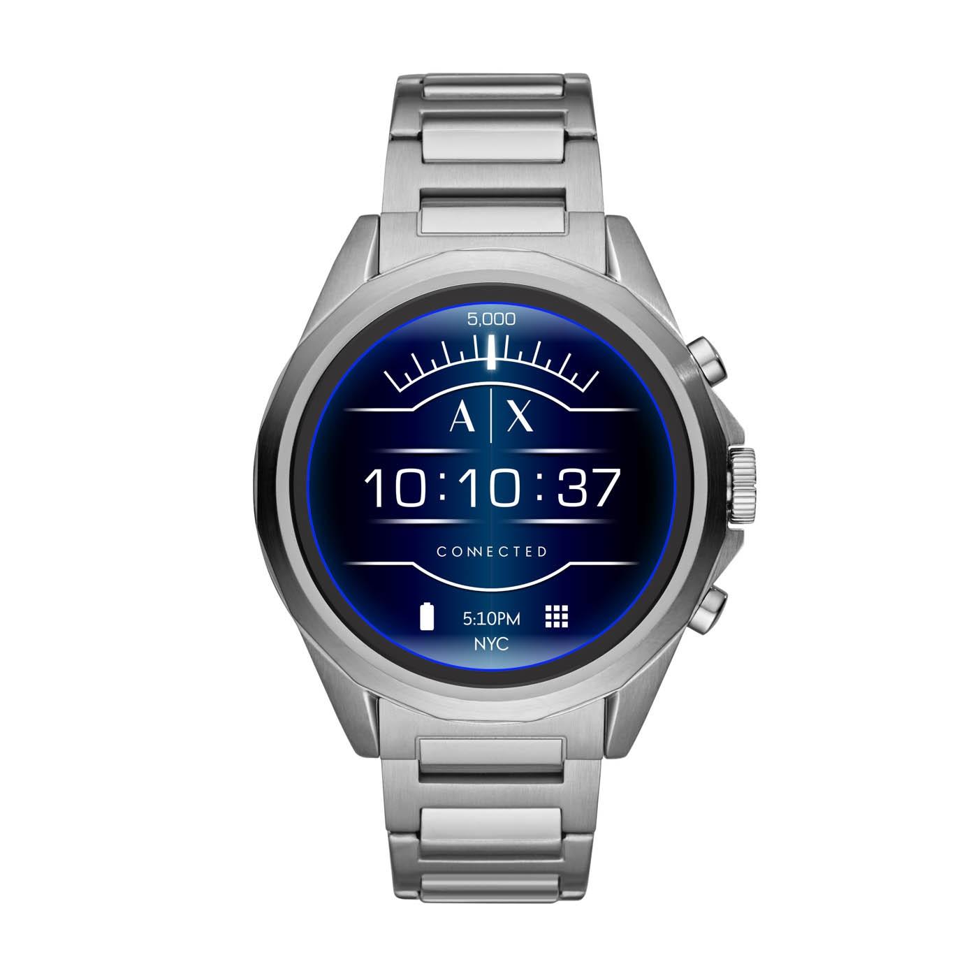 Afbeelding van Armani Exchange Connected Drexler Gen 4 Display Smartwatch AXT2000