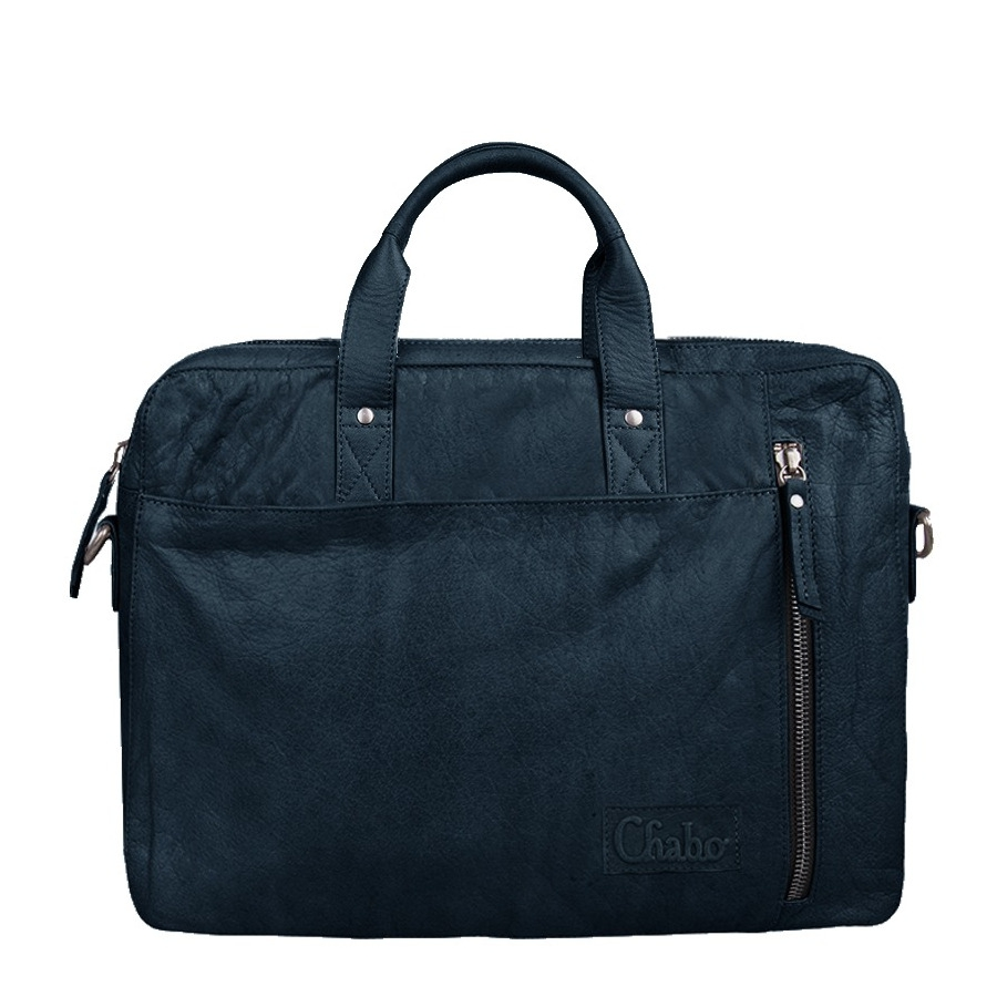 Afbeelding van Chabo Bags Boston Office Blue Laptoptas 8719274532743