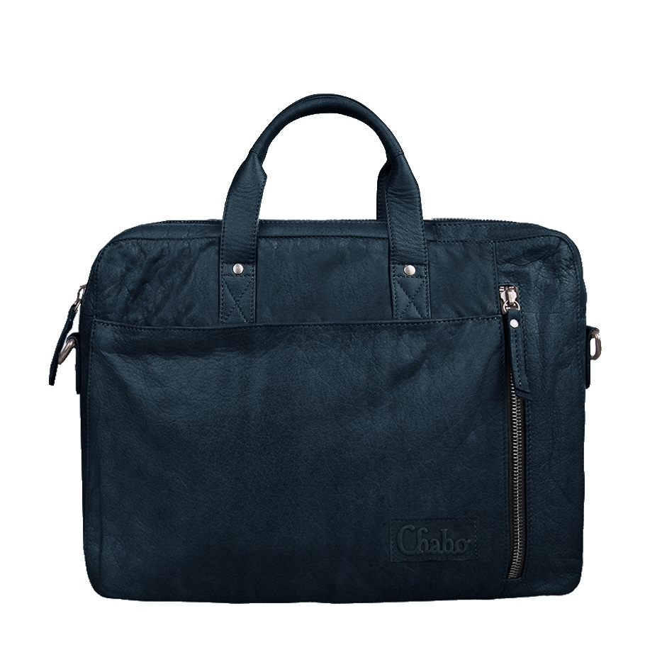 Afbeelding van Chabo Bags Boston Office Black Laptoptas 8719274532729