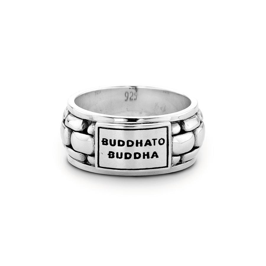 Afbeelding van Buddha to 094 Suzanne Ring (maat 19)