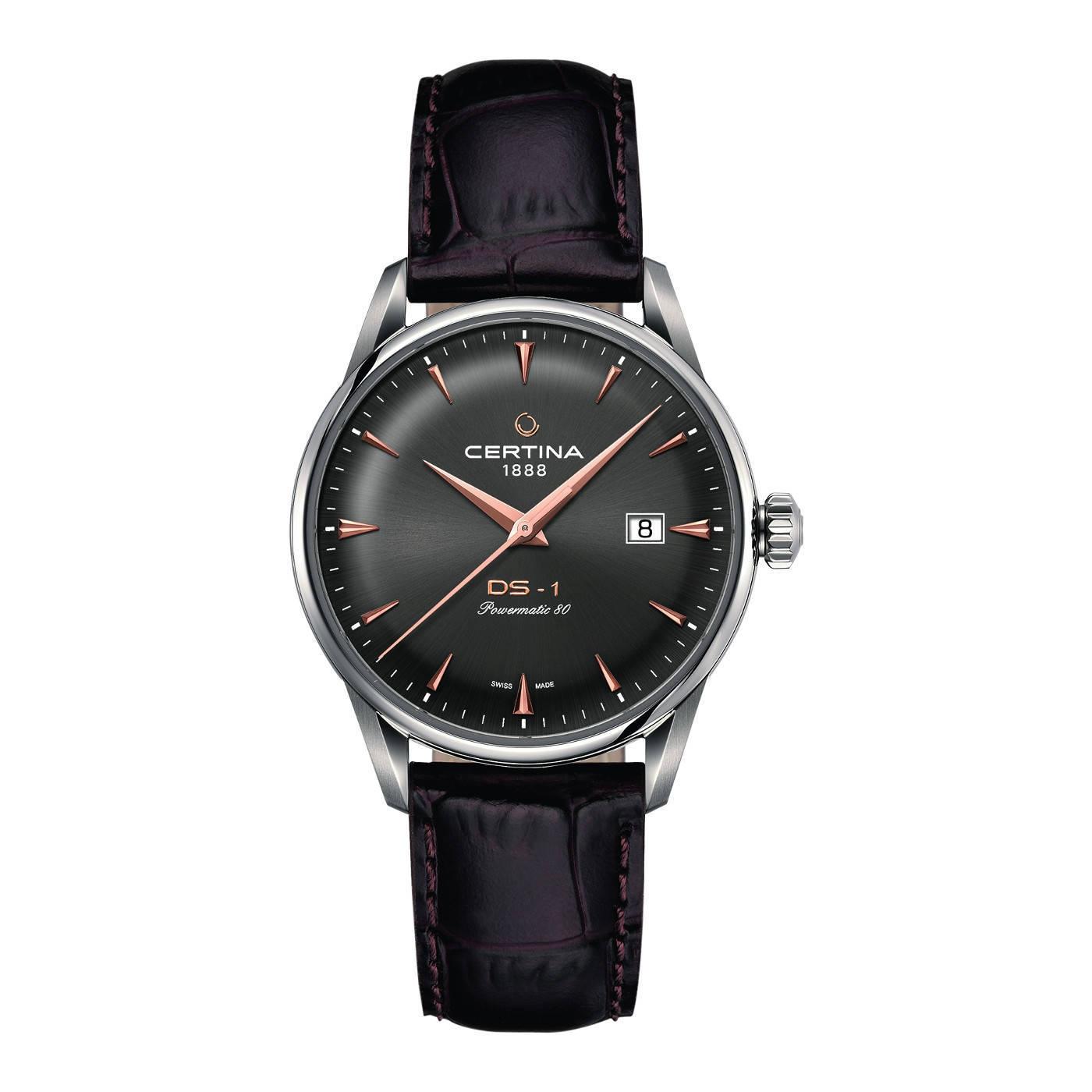 Afbeelding van Certina Heritage DS 1 Automaat horloge C029.807.16.081.01