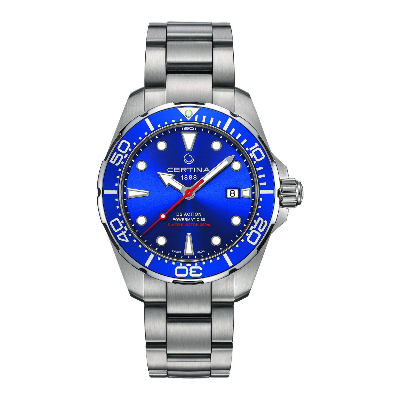 Afbeelding van Certina Aqua Action Diver Automaat horloge C032.407.11.041.00