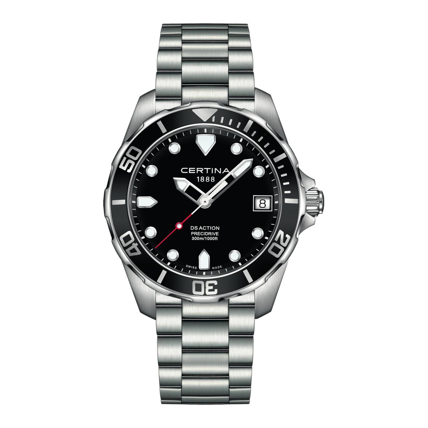 Afbeelding van Certina Aqua DS Action Gent horloge C032.410.11.051.00