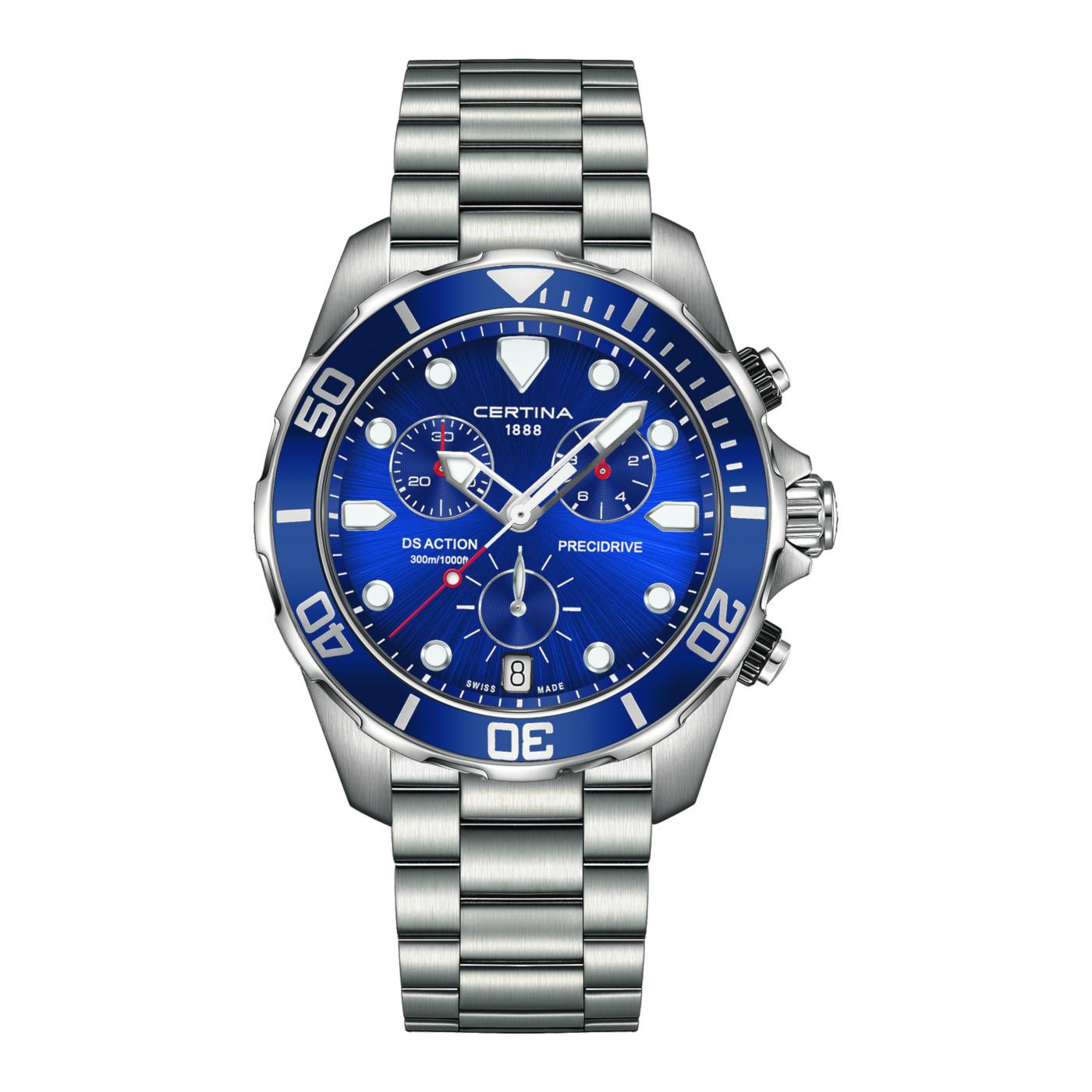 Afbeelding van Certina Sport DS Action Chrono horloge C032.417.11.041.00