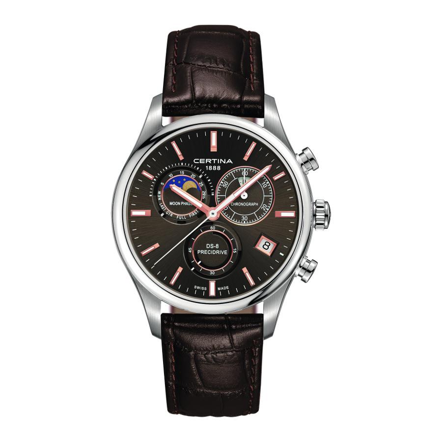 Afbeelding van Certina Urban DS 8 Chrono Moonphase horloge C0334501608100
