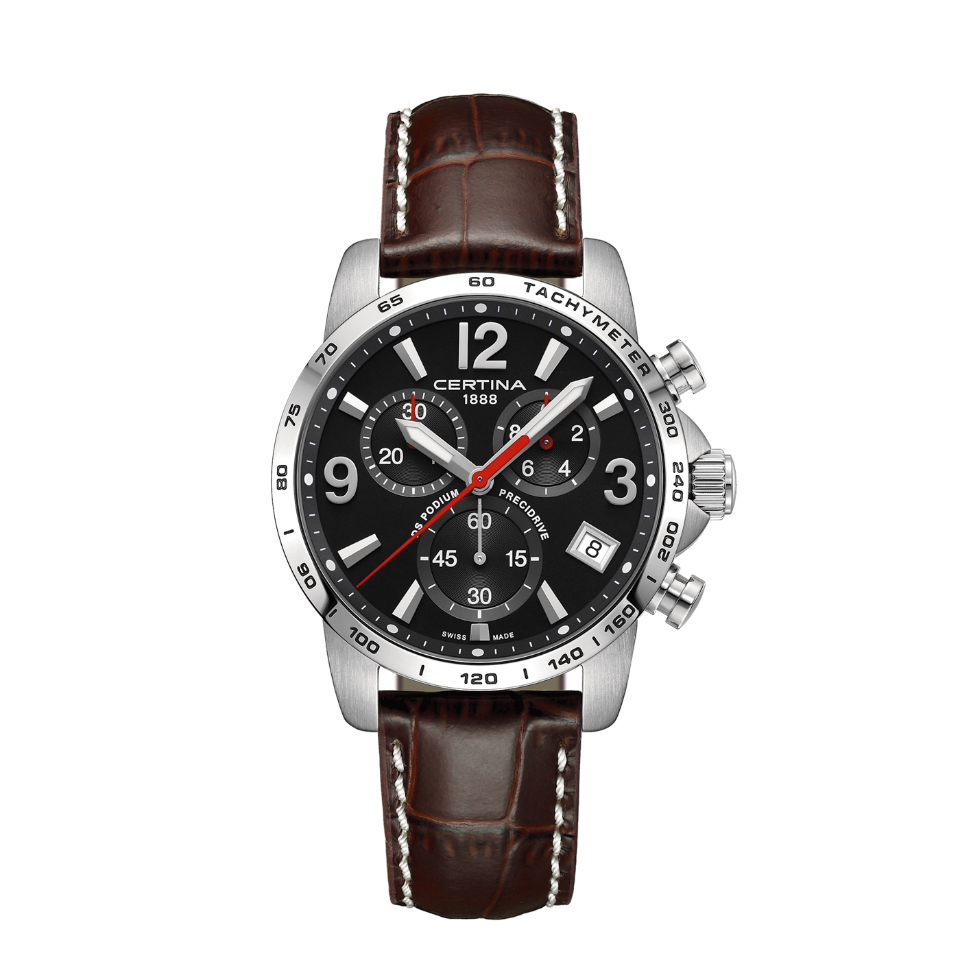 Afbeelding van Certina Sport DS Podium Chrono horloge C0344171605700