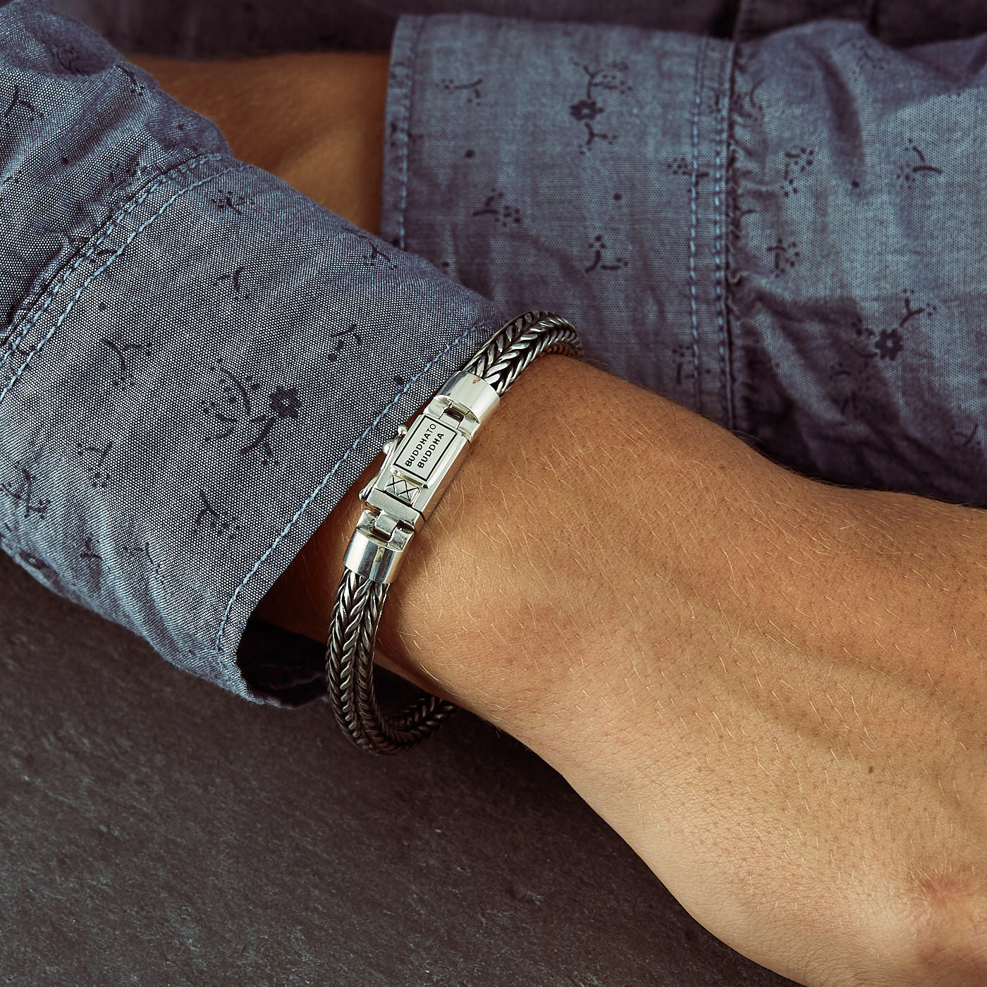 Buddha Armband Ellen.Buddha To Buddha 925 Sterling Zilveren 150 Ellen Armband