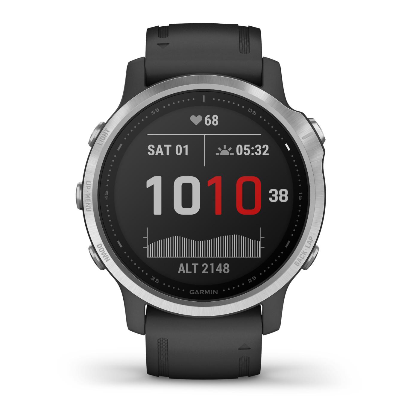 Garmin Fenix 6S Chrono Smartwatch 010-02159-01