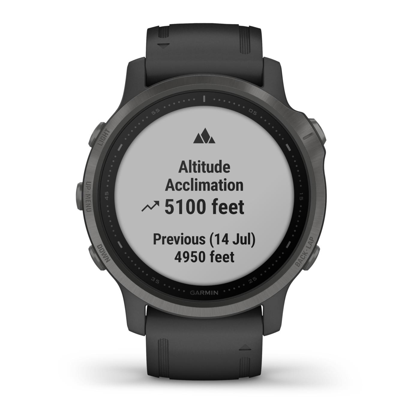 Garmin Fenix 6S Chrono Smartwatch 010-02159-25