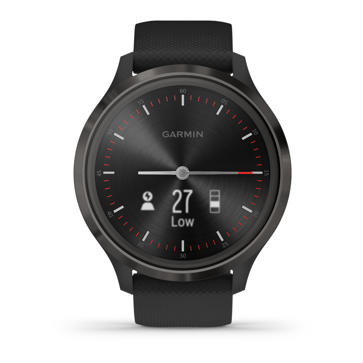 Garmin Vivomove 3 Sport Chrono Hybrid Smartwatch 010-02239-01