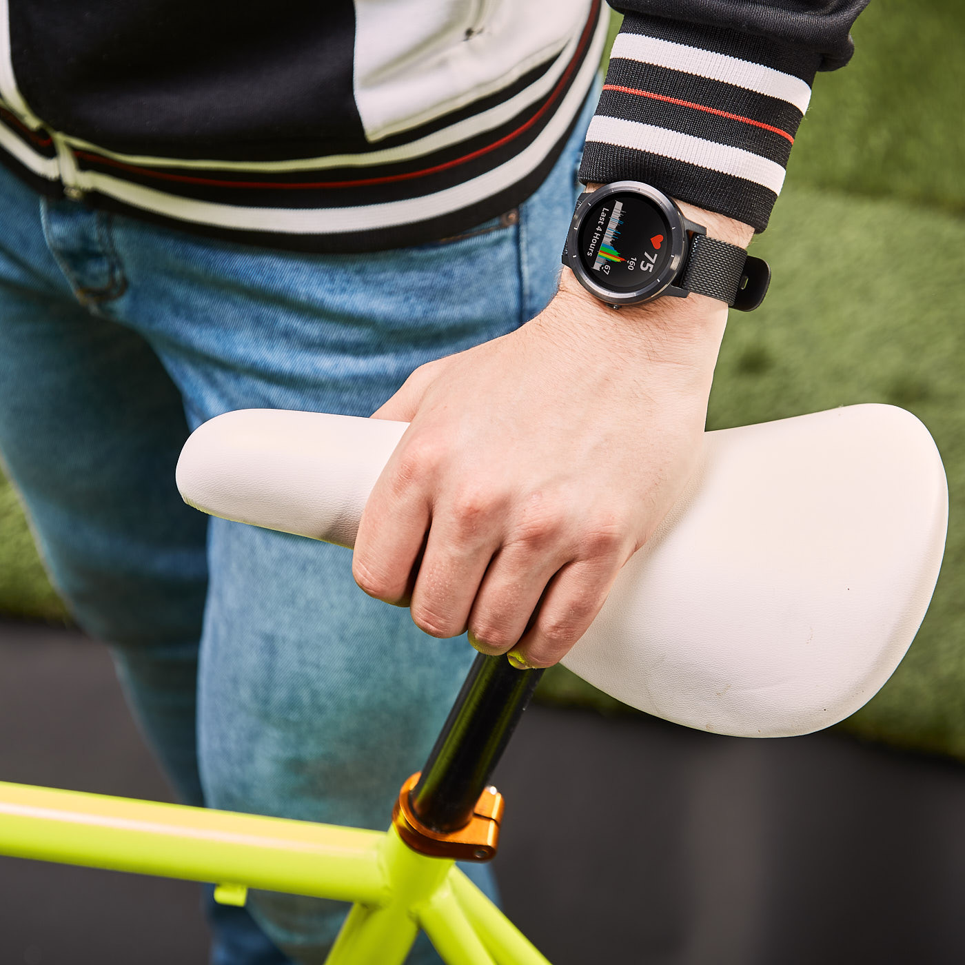 Garmin Vivoactive 3 Smartwatch 010-01769-10 (43 mm)