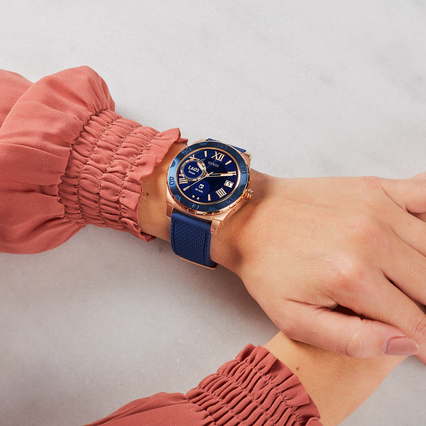 GUESS Connect Smartwatch C1001G2