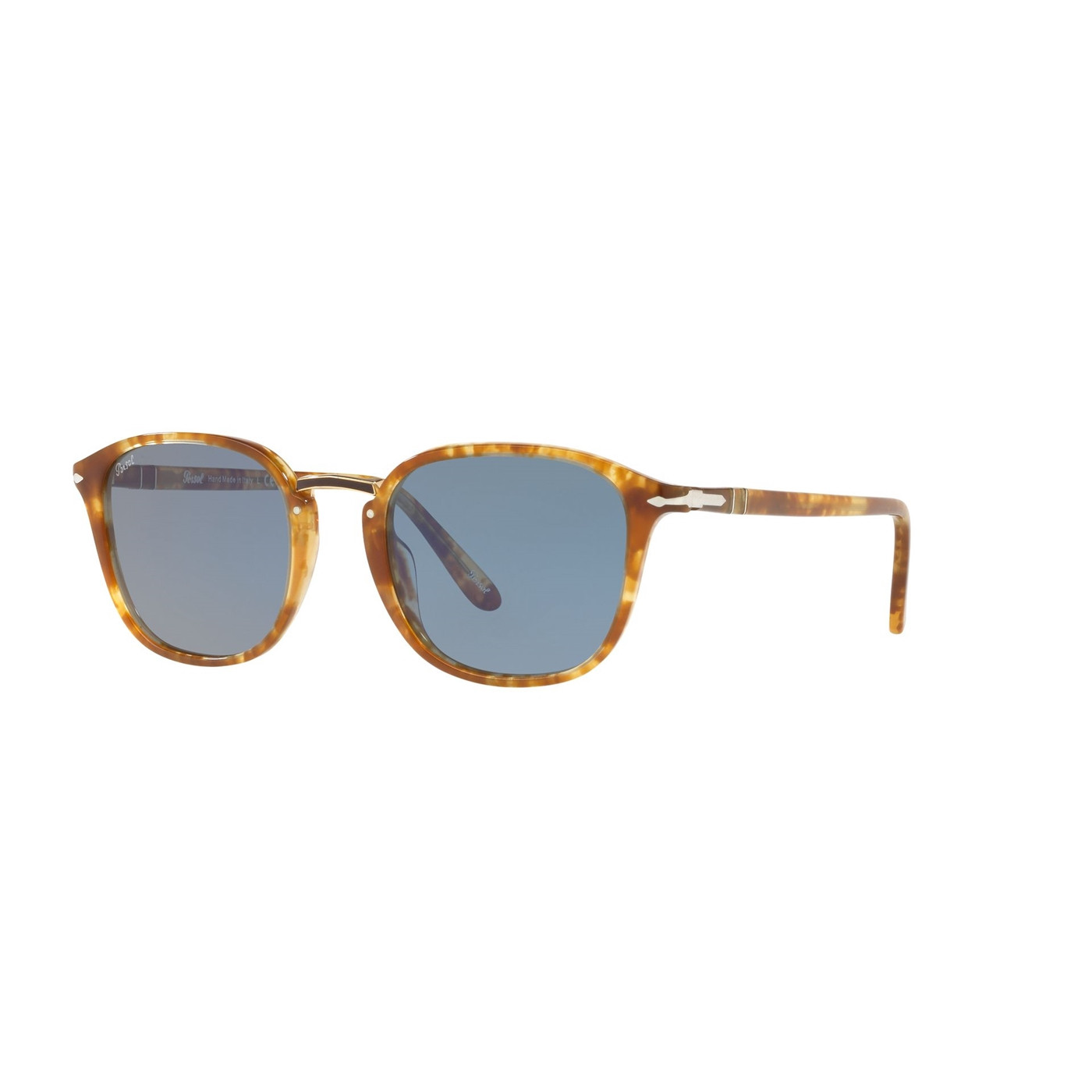 Persol Spotted Brown Beige Zonnebril PO3186S10645651