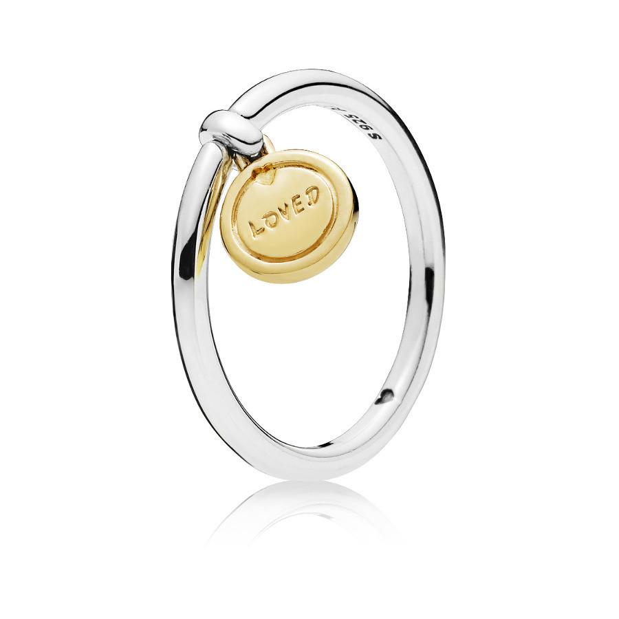 Pandora 925 Sterling Zilveren Shine Ring 167823