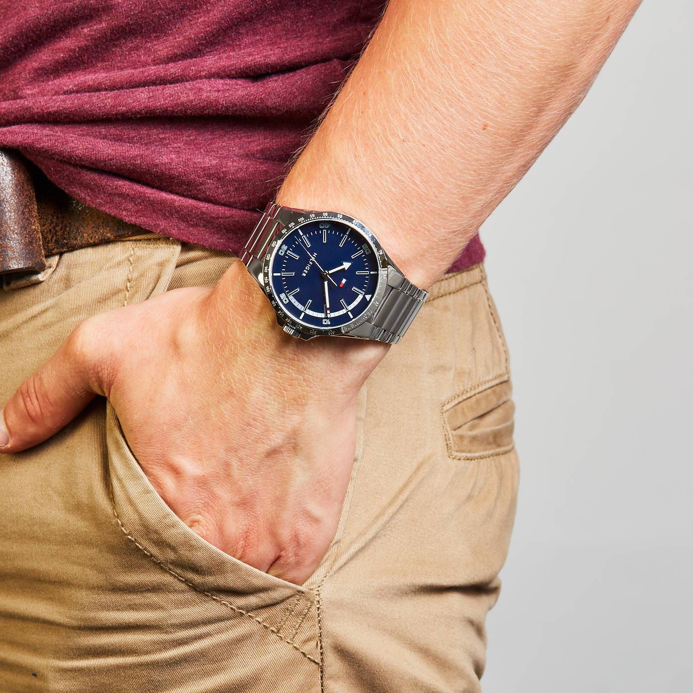 Tommy Hilfiger horloge TH1791524