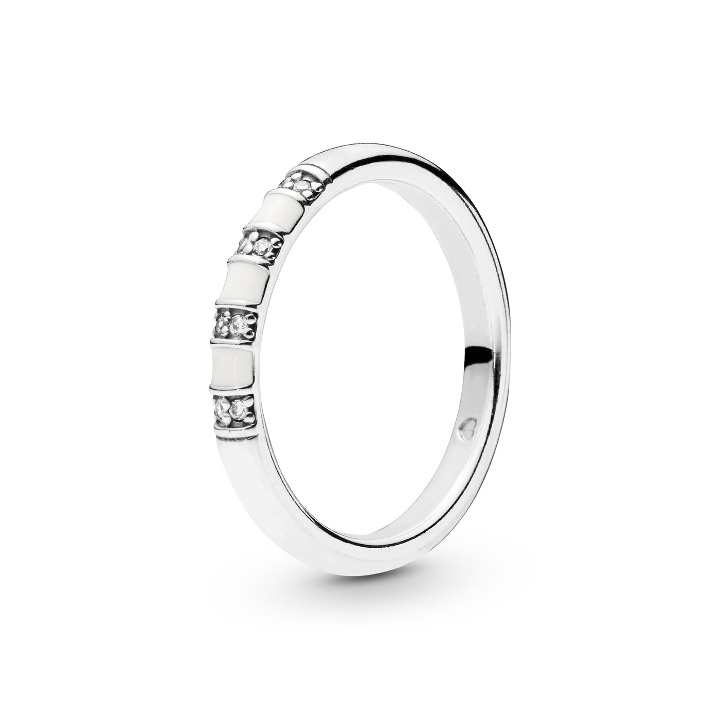 Pandora Stories 925 Sterling Zilveren Ring 198052CZ