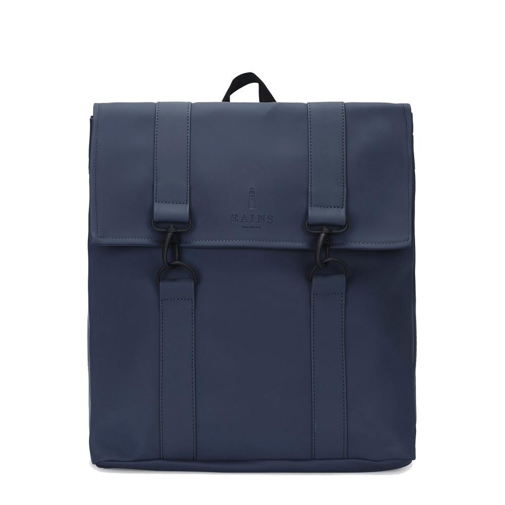 Rains Msn Bag Blue Rugzak 1213-02
