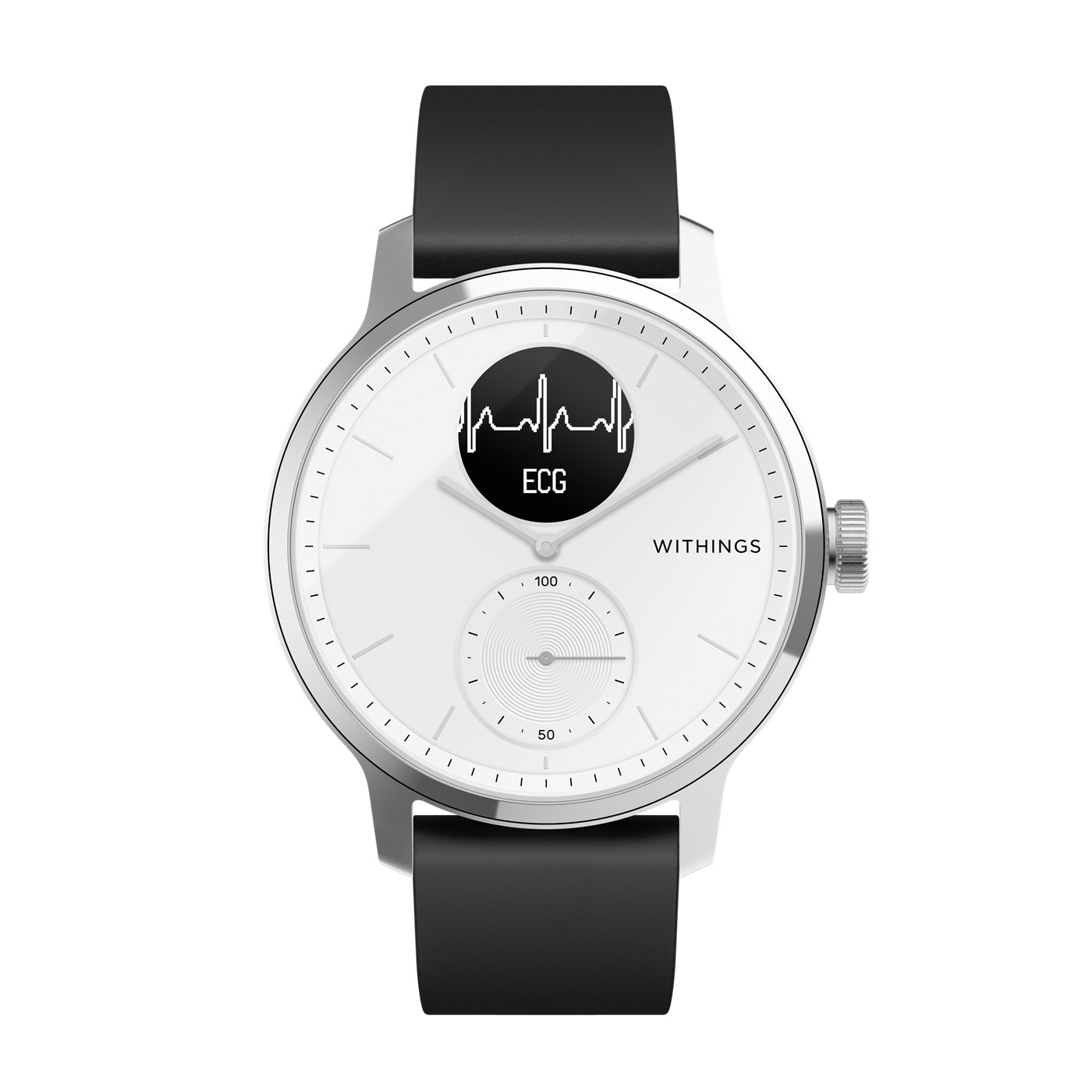 Withings Scanwatch Hybrid Smartwatch HWA09-MODEL 3-ALL-INT