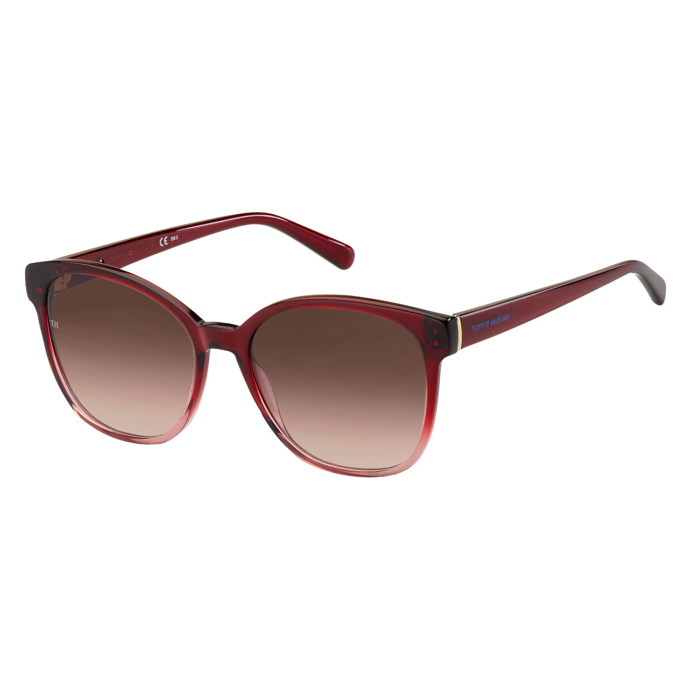 Tommy Hilfiger Red Zonnebril TH-1811S-C9A-55-HA