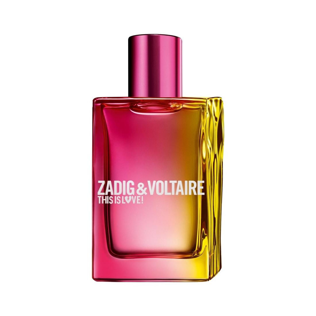 Zadig & Voltaire This Is Love! For Her Eau De Parfum Spray 50 ml