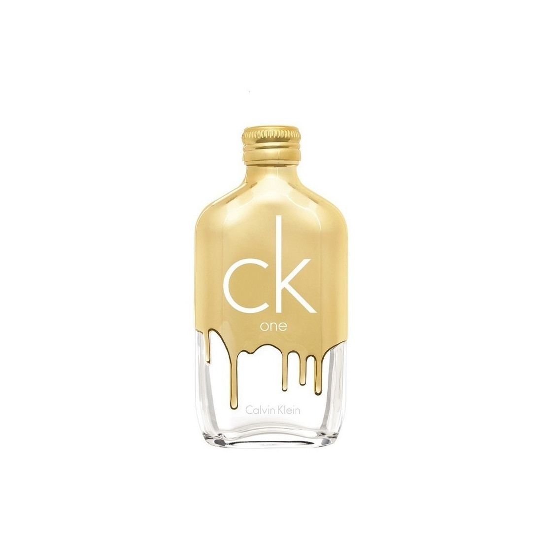 Calvin Klein CK One Gold Eau De Toilette Spray 100 ml