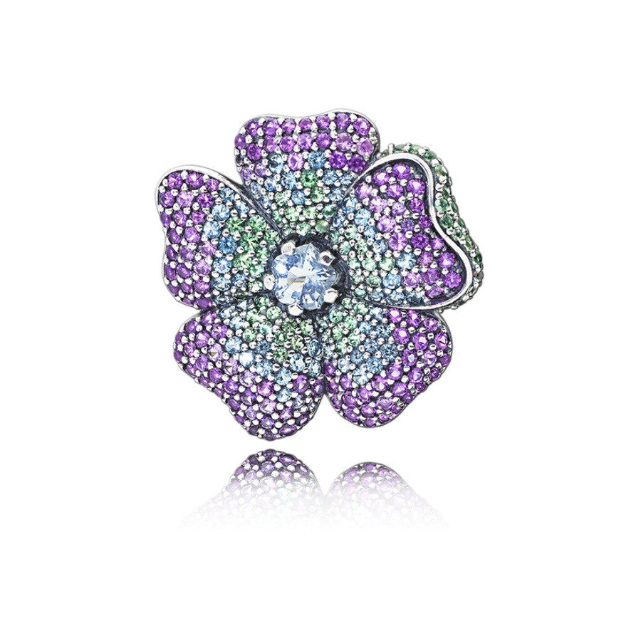Pandora Stories Glorious Bloom Ketting 397081NRPMX