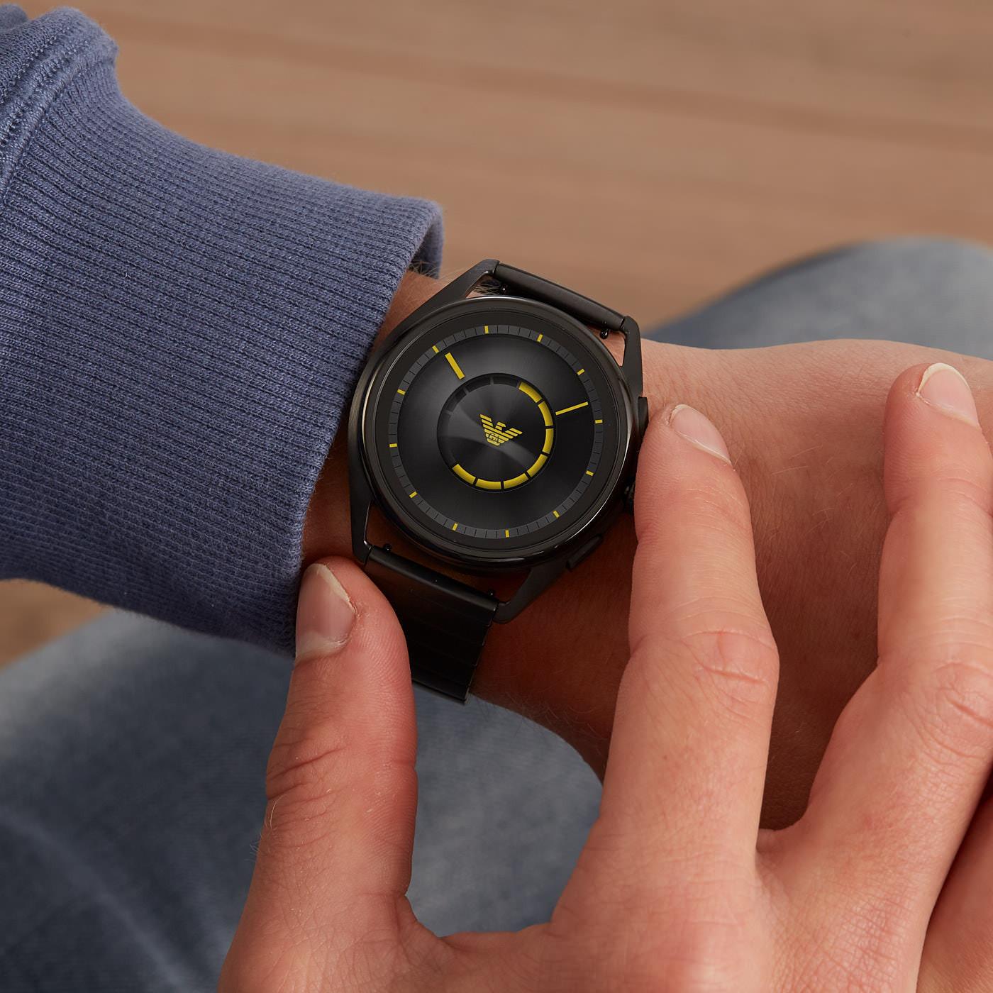 Emporio Armani Connected Matteo Gen 4 Display Smartwatch ART5007