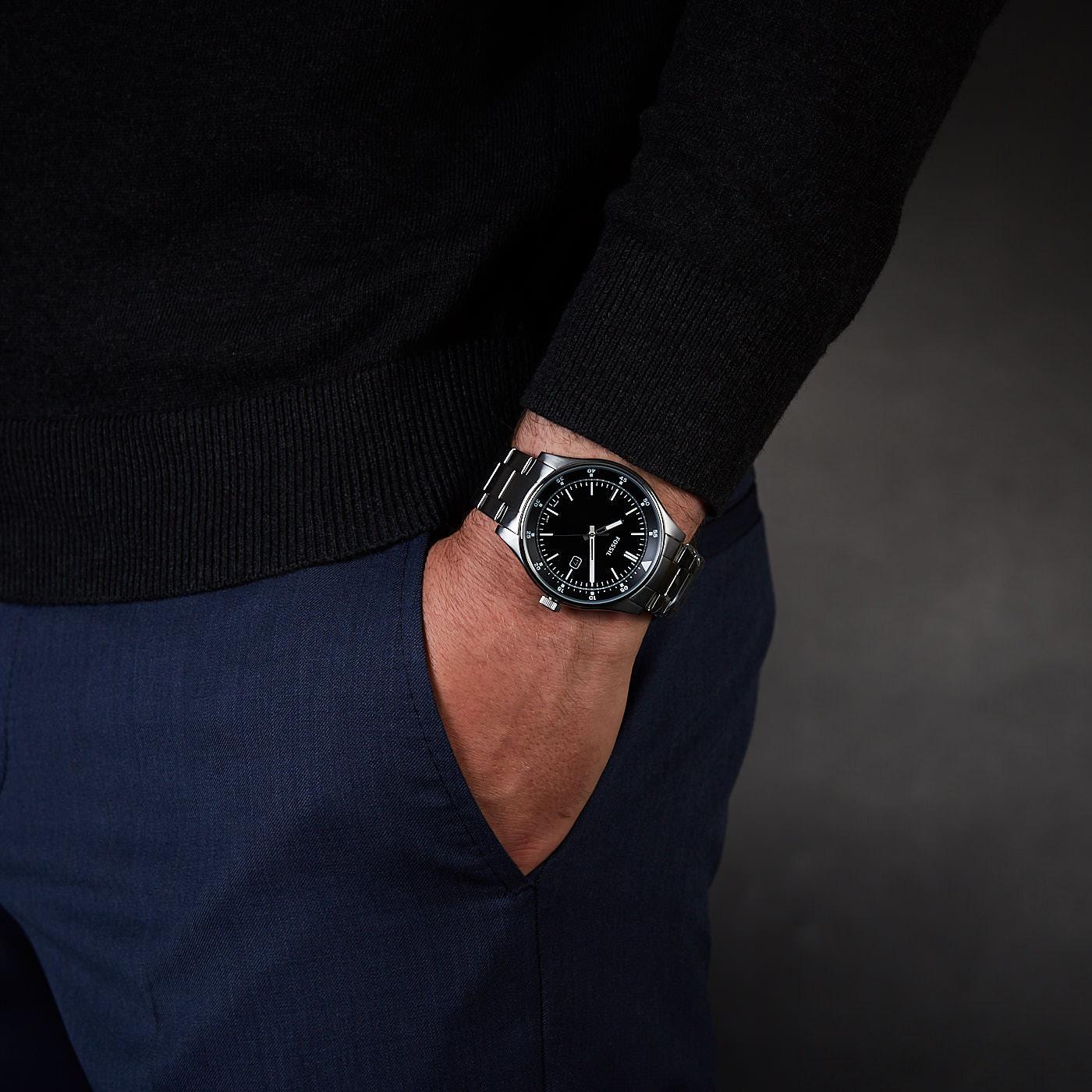 Fossil Belmar horloge FS5530