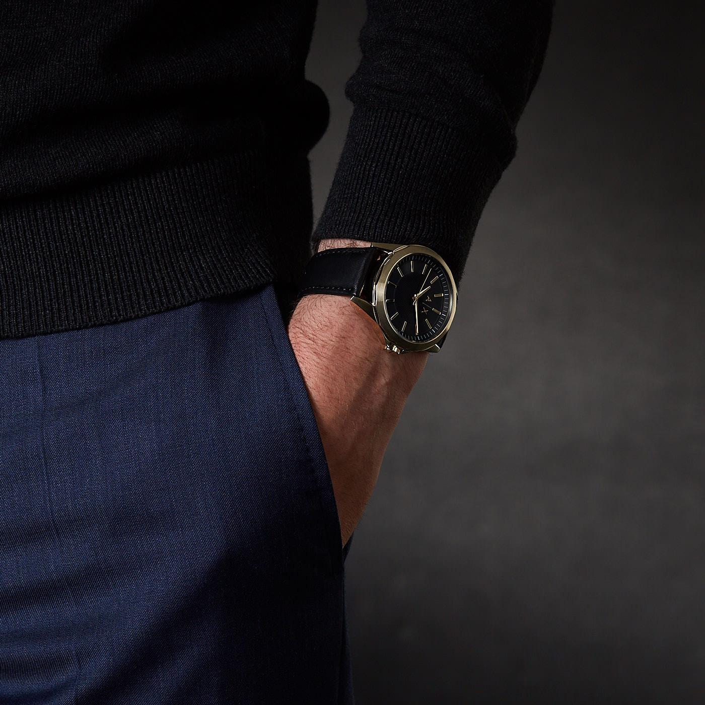 Armani Exchange horloge AX2636
