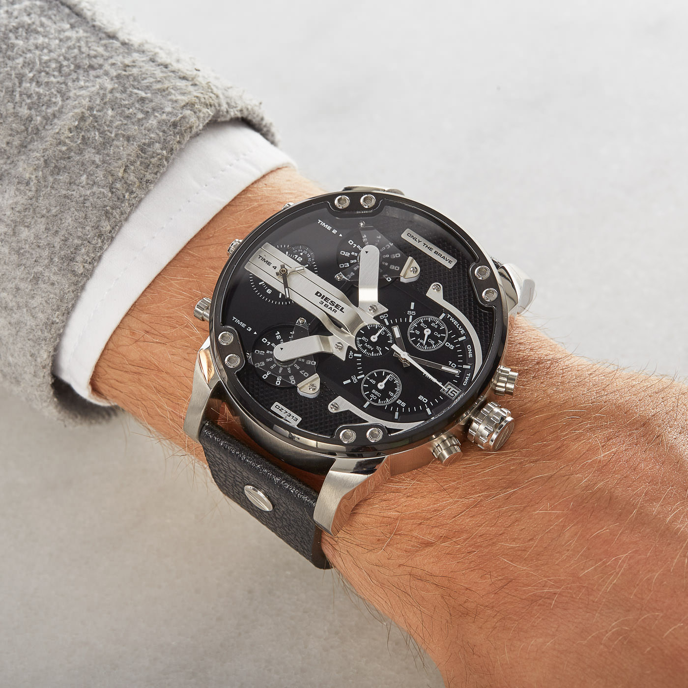 Diesel Mr Daddy 2.0 horloge DZ7313