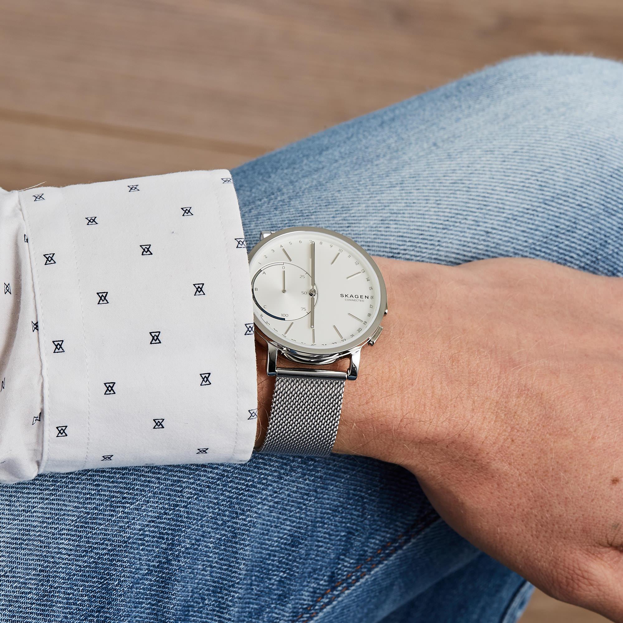 Skagen Connected Hagen Hybrid Smartwatch SKT1100