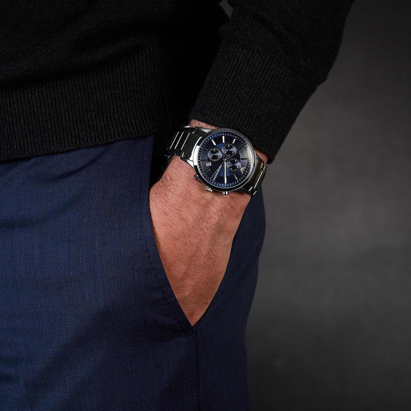 Emporio Armani horloge AR11164