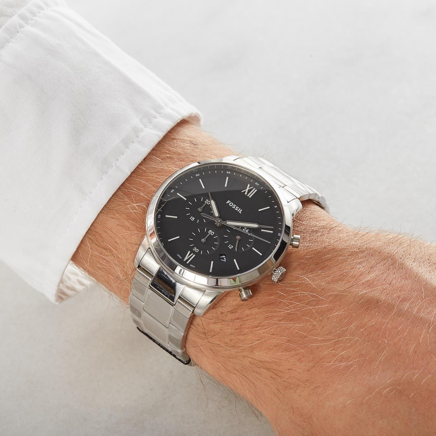 Fossil Neutra Chrono horloge FS5384