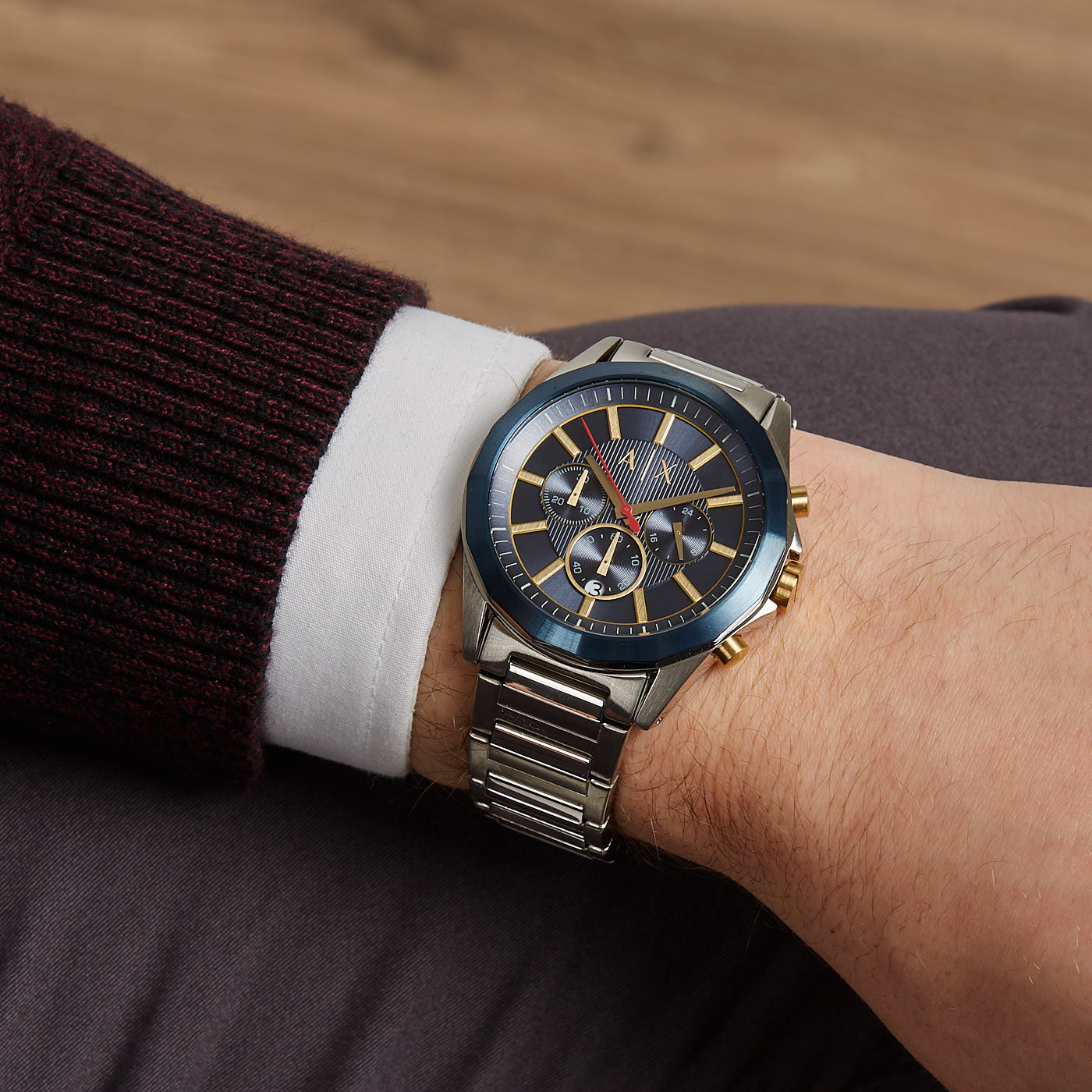 Armani Exchange Drexler horloge AX2614