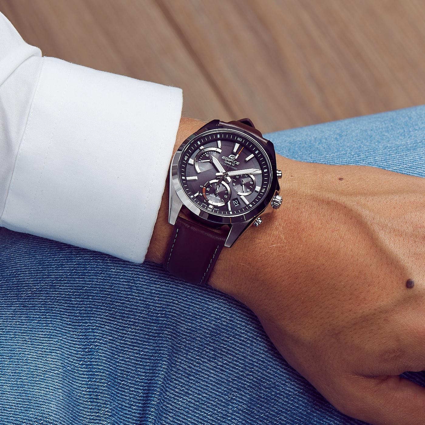 Edifice Premium Solar horloge EFS-S530L-5AVUEF