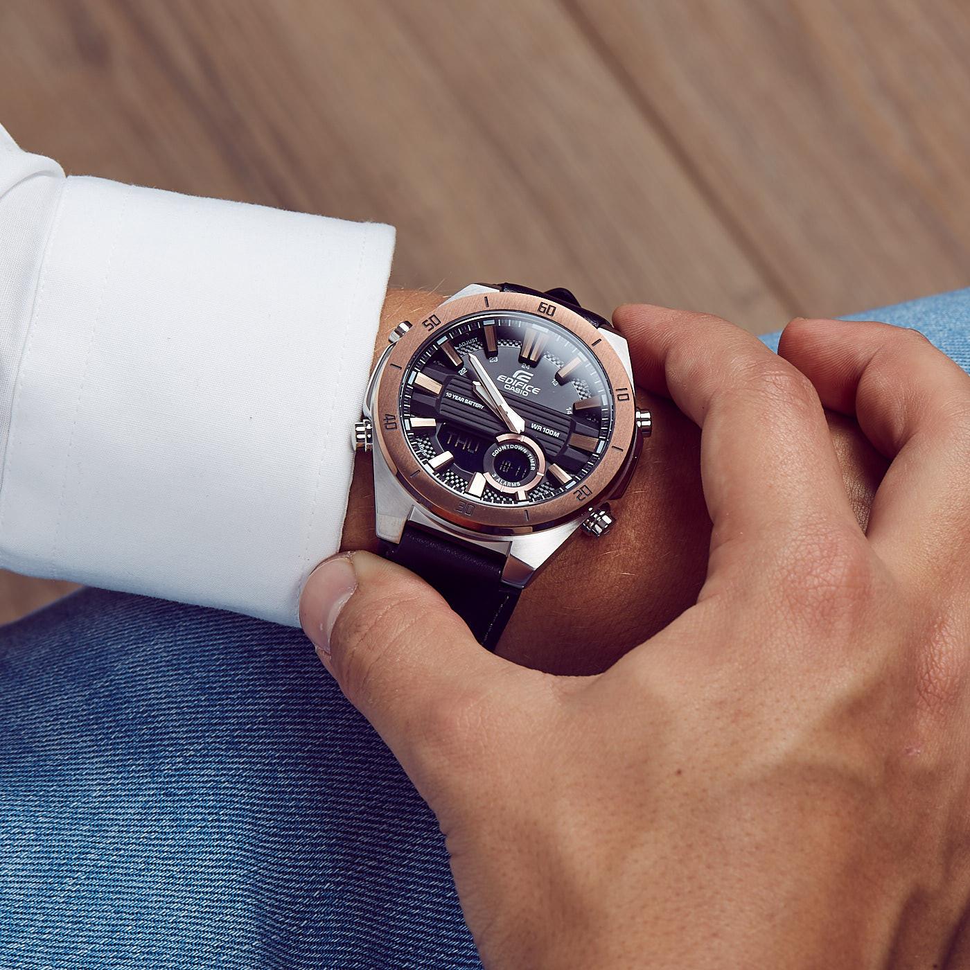 Edifice Classic horloge ERA-110GL-1AVEF