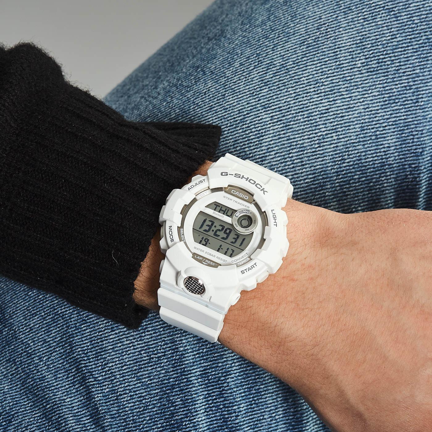 G-Shock G-Squad Bluetooth Stephtracker horloge GBD-800-7ER