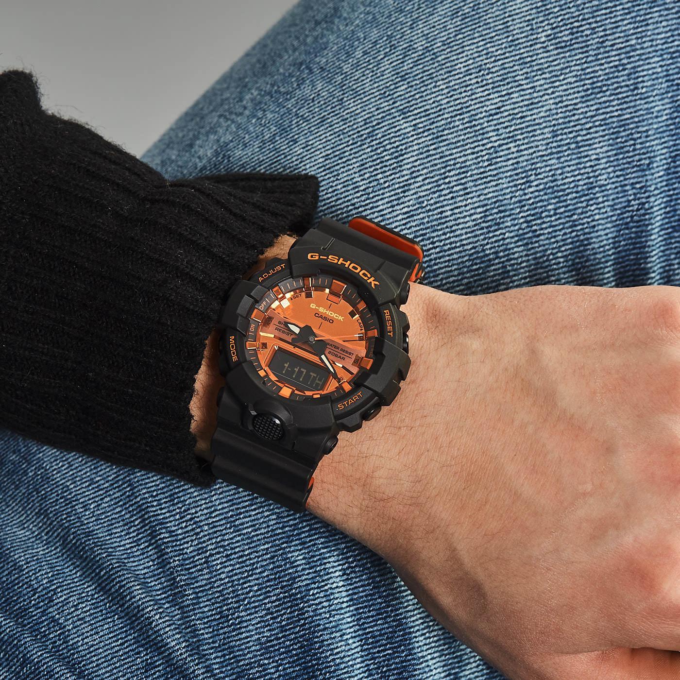 G-Shock horloge GA-800BR-1AER