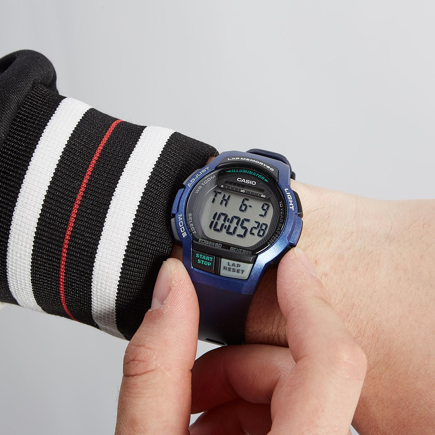 Casio Collection horloge WS-1000H-2AVEF