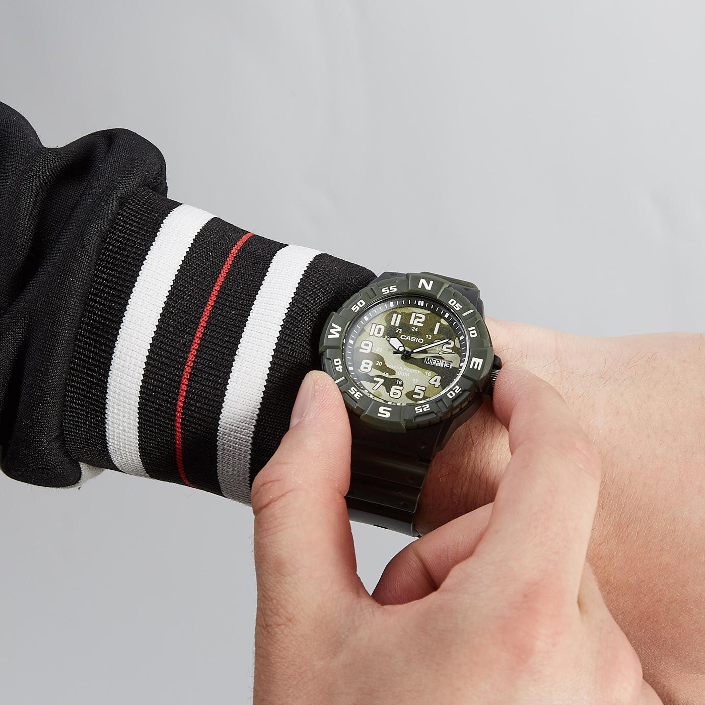 Casio Collection horloge MRW-220HCM-3BVEF